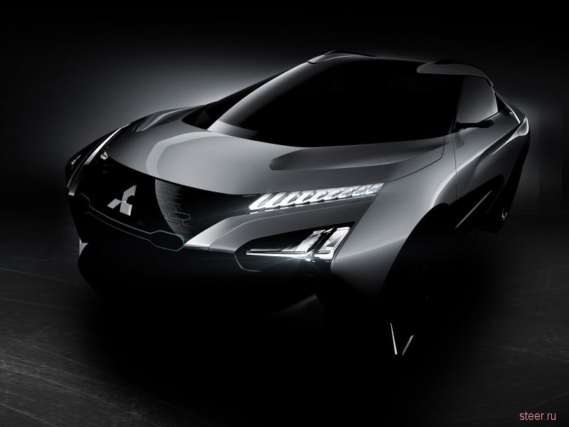 Каким будет новый Mitsubishi e-Evolution