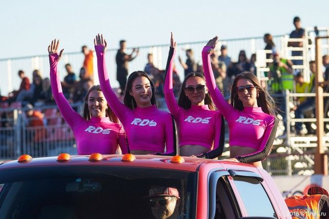 Девушки с чемпионата RDS