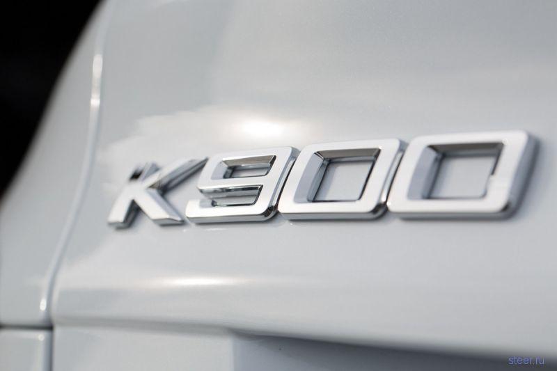 Kia K900 : 400 л.с. и полный привод