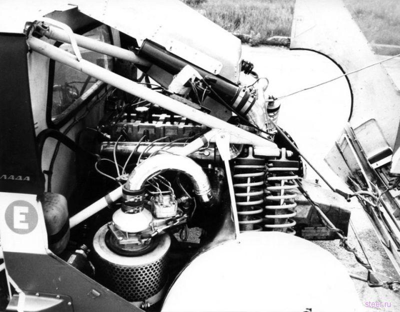 ВАЗ 2107, которая «как Ferrari»