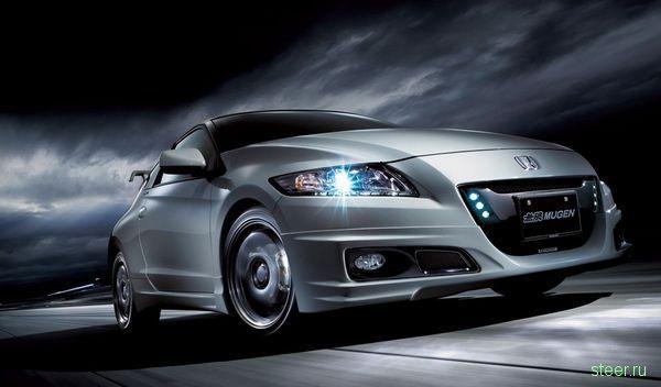 Mugen представил тюнинг для гибрида Honda CR-Z (фото)