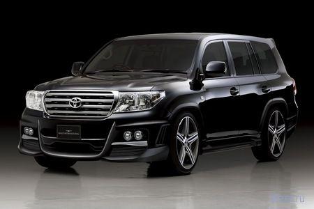 Toyota Land Cruiser by Wald International