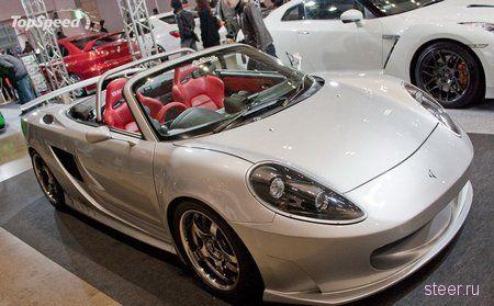 Родстер Abflug MRX на базе Toyota MR-S