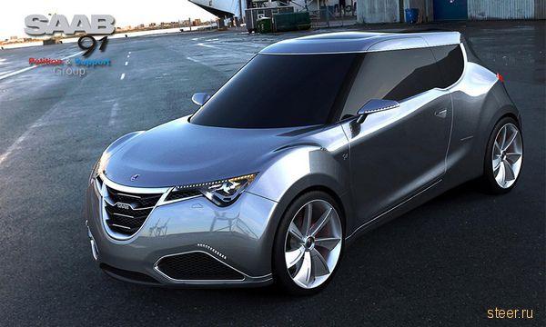 Saab 91 : новый концепт (фото)