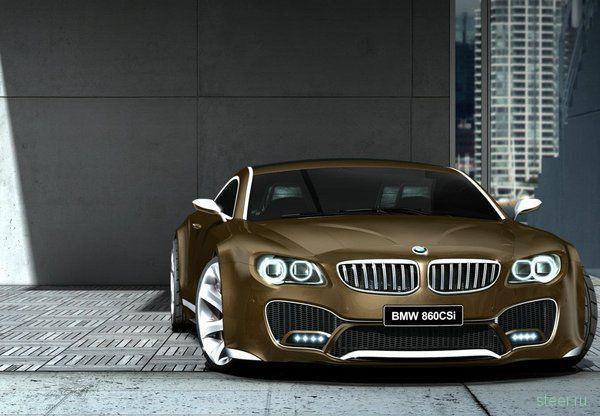 BMW может возродить «восьмерку» (фото)