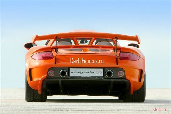Konigseder Porsche Carrera GT (фото)