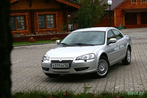 Тест-драйв Volga Siber (обзор и фото)