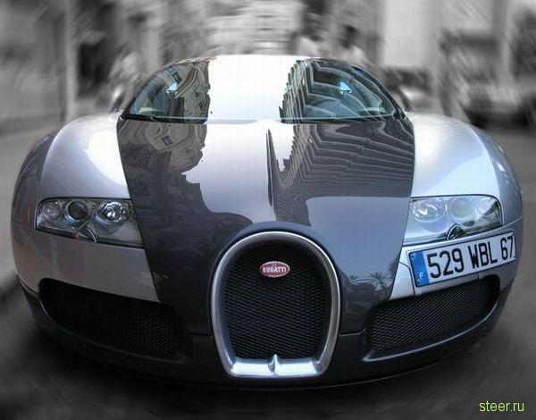 Монако - мекка суперкаров (фото)