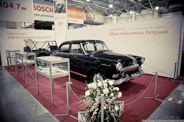 Олдтаймер галереи Сорокина : авторские фото Павла Кунеева (часть2)