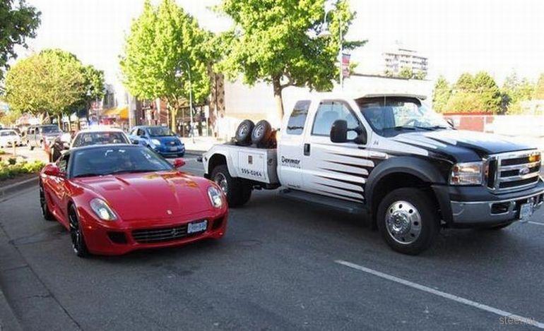 Гонки на улицах Ванкувера (фото)