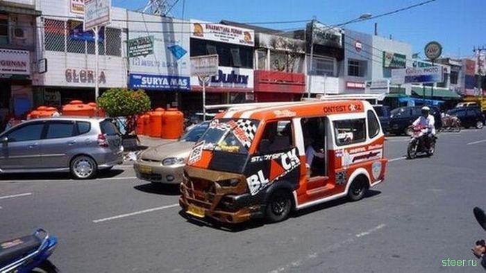 Индонезийский тюнинг (фото)