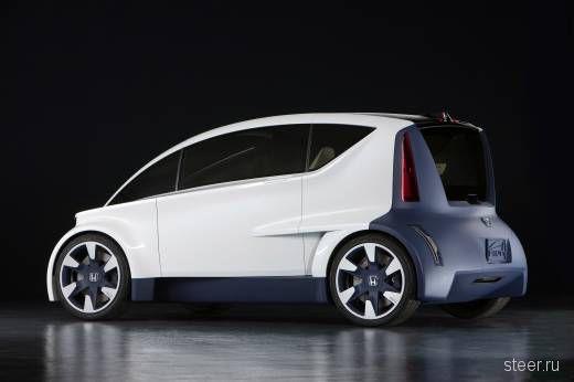 Автосалон в Лос-Анджелесе - 2009 (LA Auto Show - 2009): Honda Personal-Neo Urban Transport (фото)