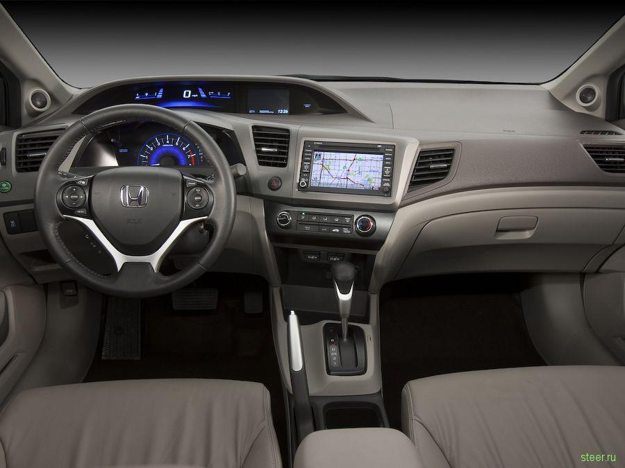 Новая Honda Civic: шквал критики (фото)