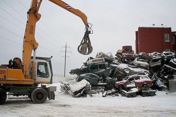 Вся правда об утилизации авто (фото)