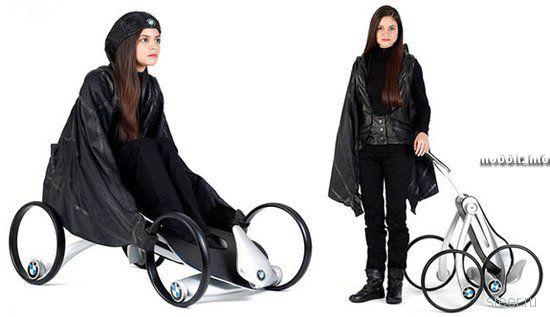 Транспорт будущего в представлении BMW (фото)