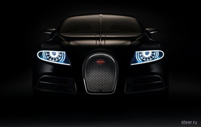 Bugatti 16C Galibier – самый дорогой седан (фото)