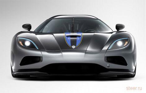 Koenigsegg представит 910-сильный гиперкар (фото)