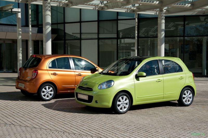 Nissan представил новое поколение модели Micra (фото)
