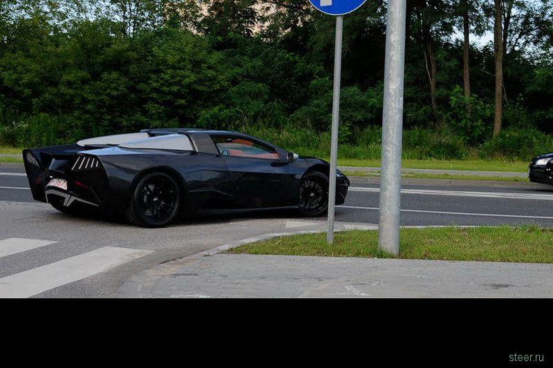 Arrinera: польский суперкар (фото и видео)