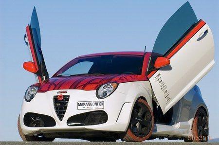 220-сильный Alfa Romeo MiTo M430 от Marangoni
