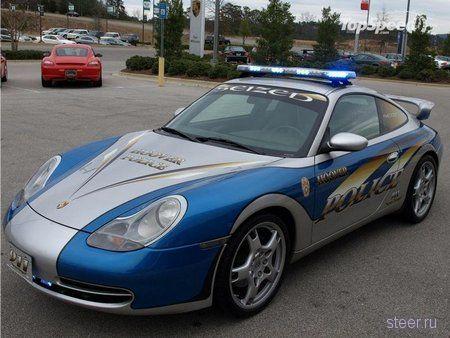 Porsche 911 Police Edition