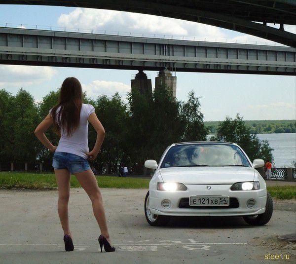 Российские автоледи (часть 17)