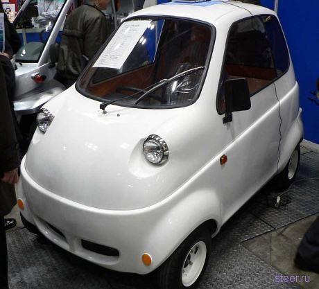 1,5-местный электромобиль за $10 тысяч
