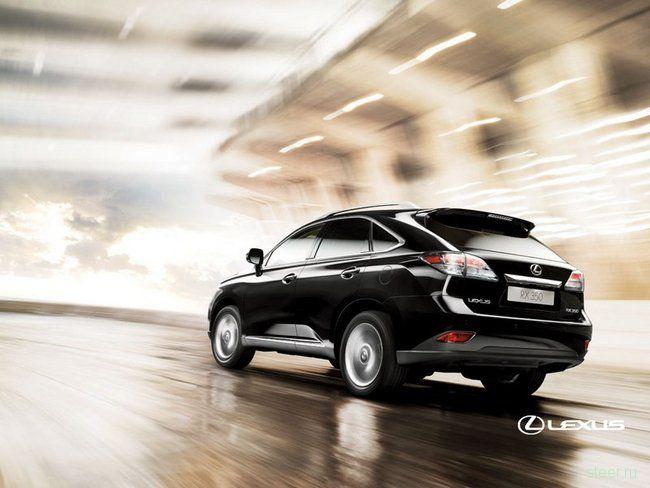 В России начались продажи Lexus RX 350 нового поколения от 2 577 643 руб (фото)