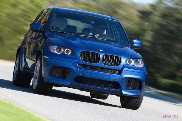 Кроссоверы BMW – самые быстрые! (фото)
