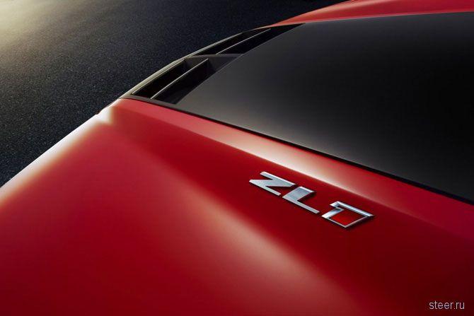 2012 Chevrolet Camaro ZL1 (фото)