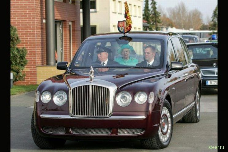 На чем ездят короли и принцы (фото)