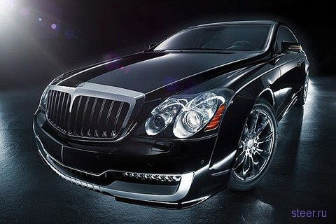 Xenatec Coupe – стильный Maybach (фото)