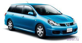Российский Nissan Wingroad будет стоить около 400 т. руб. (фото)