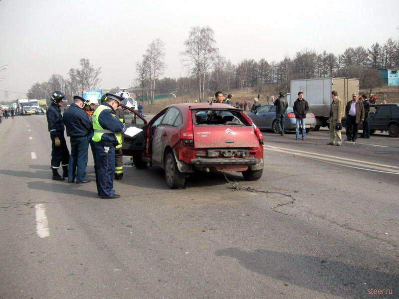 авария на пятницком шоссе 31 октября: