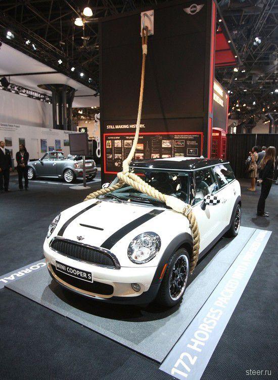 New York International Auto Show (фото)