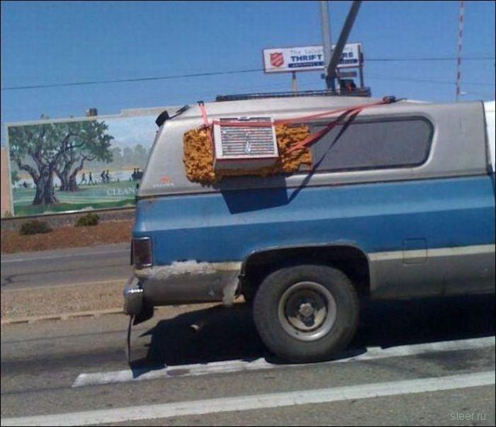Дорожные приколы (фото)