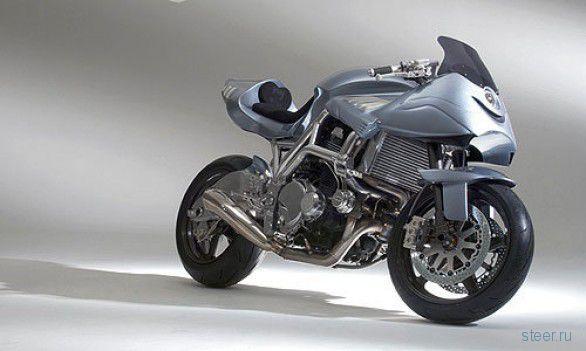 Icon Sheene Superbike:  самый мощный серийный мотоцикл в мире (фото)