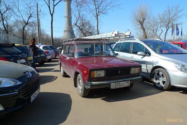Суперкар от ВАЗ (фото)