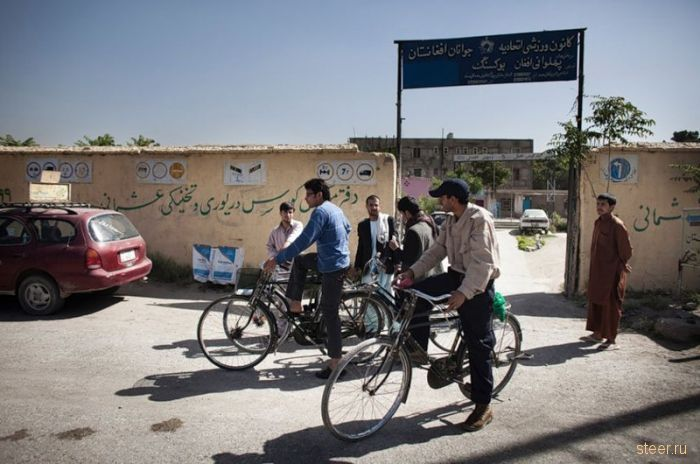 Автошкола в Кабуле (фото)
