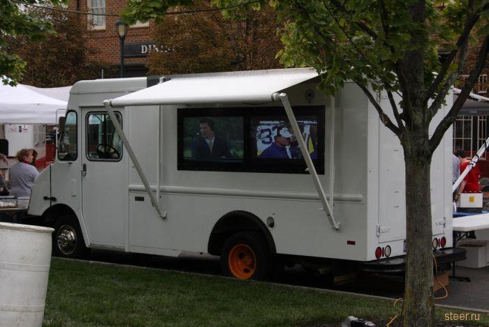 Подборка прицепов и фургонов (фото)