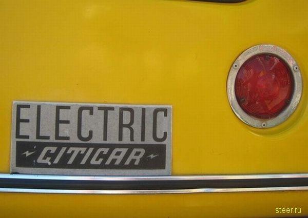 Самодельный электрокар (фото)