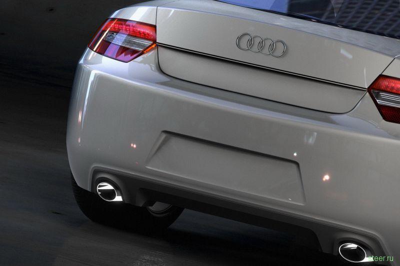 Audi R7 Concept: творческая реализация (фото)