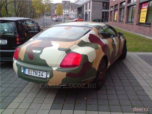 Bentley Contintental GT
