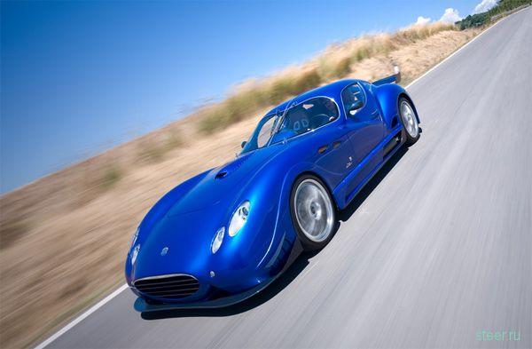 Итальянцы представили новый суперкар Mugello (фото)