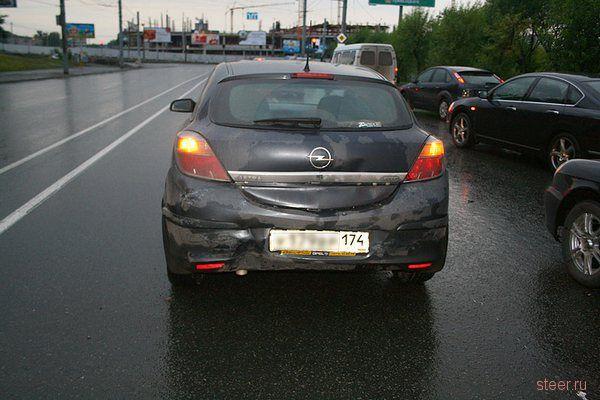 Расстрел бухих водителей на месте: История одного ДТП
