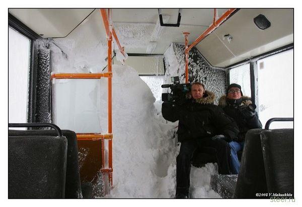 Норильский транспорт (фото)
