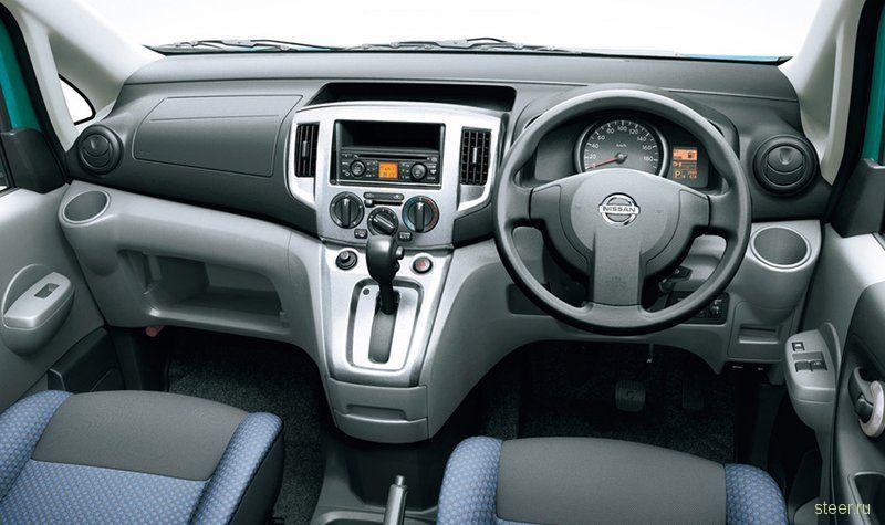 Nissan начал прием заказов на новую глобальную модель — NV200 Vanette (фото)