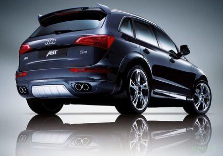 Тюнинг-ателье ABT доработало компактный Audi Q5 (фото)