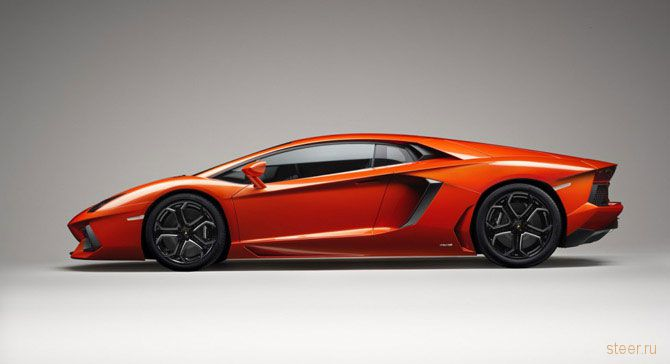 2012 Lamborghini Aventador LP700-4 (фото и видео)
