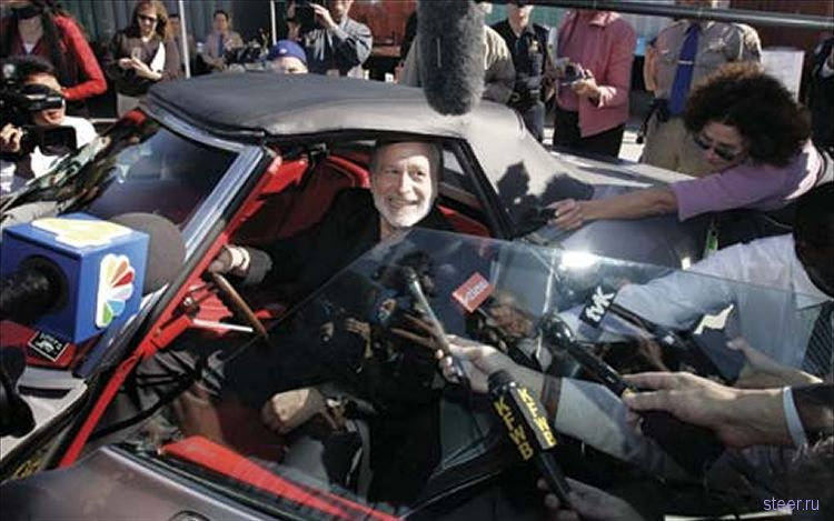 Украденный Корвет вернули владельцу через 37 лет (фото)